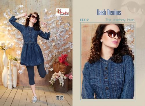 Smylee Fashion Dash Denims 1002  Price - 540