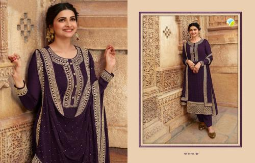 Vinay Fashion Kaseesh Andaaz 14105 Price - 1690