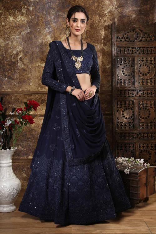 Khushboo Bridesmaild 1081 Price - 4100