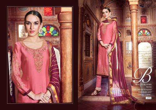 Kessi Fabrics Shubharambh 5394