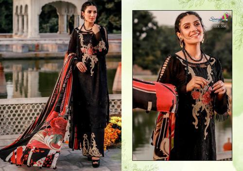 Saniya Trendz Rouch 504 Price - 1205
