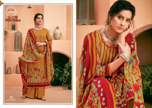 Harshit Fashion Nivita 516-009 Price - 540