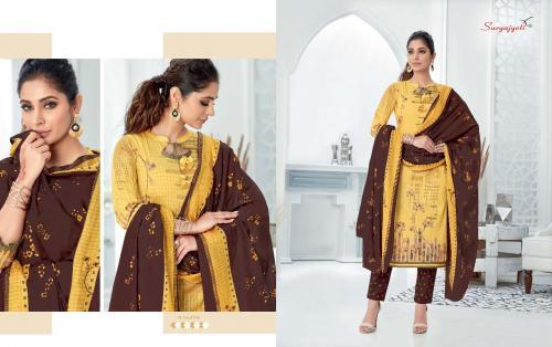 Surya Jyoti Trendy Cotton 4705 Price - 465