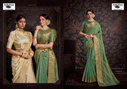 Kakshya Saree Riya 2422 Price - 1124