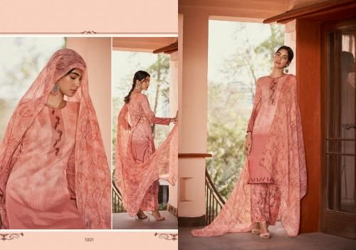 Sweety Fashion Gajara 1001-1008 Series