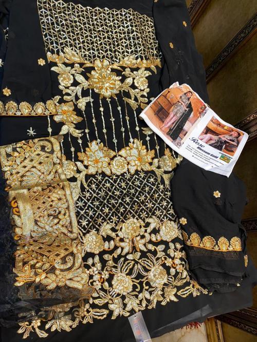 Shanaya Fashion Rose Blossom Gold 10001 Price - 1449