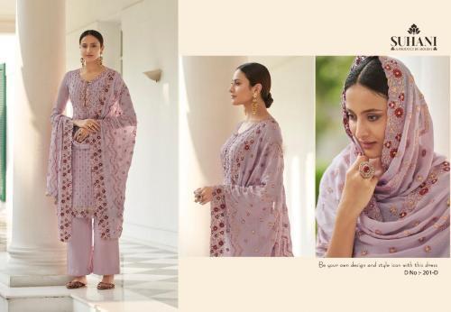 Mohini Fashion Suhani 102-D Price - 1945