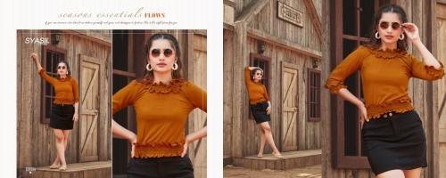 Syasii Designers Sumeer Beauty 1006 Price - 395