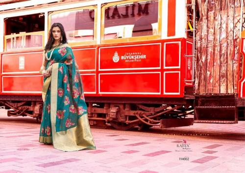 Rajtex Kadhya Silk 114002 Price - 2035