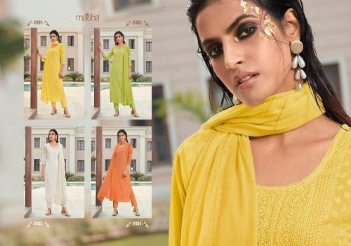 Maisha Maskeen Maira 9101-9104 Price - 5316