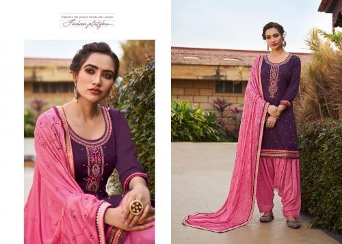 Kessi Fabrics Diamond Patiyala 08 Price - 949