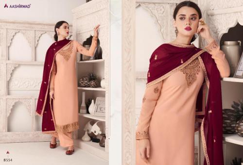 Aashirwad Creation Maria 8334 Price - 1495