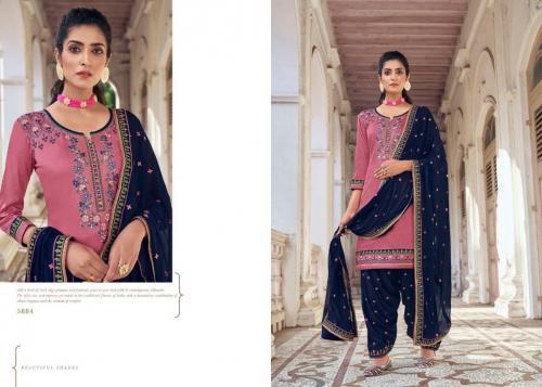 Kessi Fabric Patiala House 5884 Price - 849