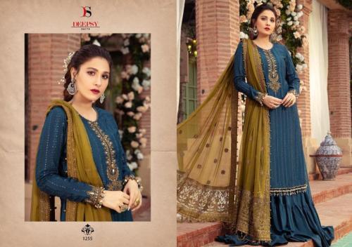 Deepsy Suits Maria B Satin 1255 Price - 1099