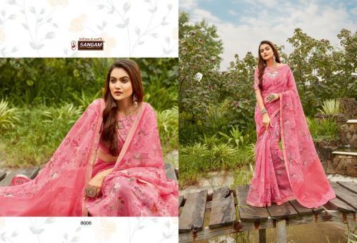 Sangam Prints Nupur 8006 Price - 1480