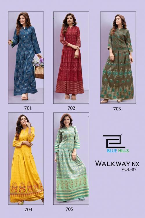 Blue Hills Walk Way Nx 701-705 Price - 2975