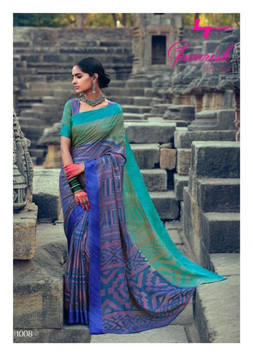 LT Fabrics Guzarish 1008 Price - 765