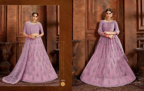Arya Designs Cinderella 3316 Price - 5580
