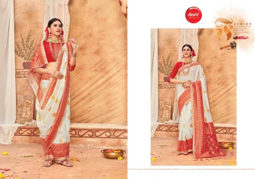 Apple Saree Pooja Exclusive 406 Price - 795