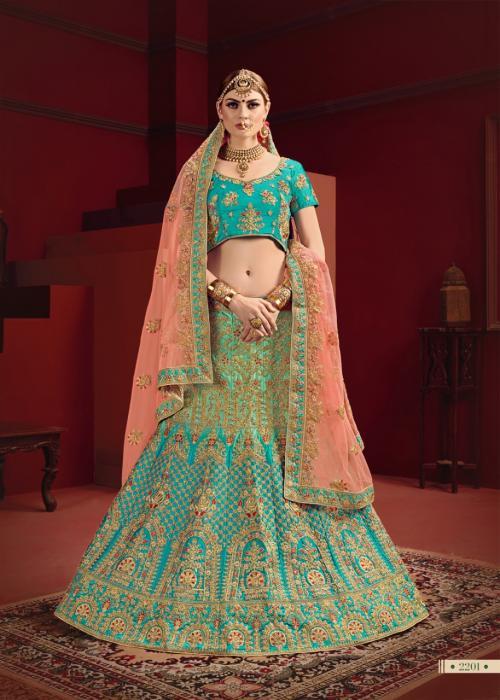 Arya Desings Zara Vol-4 2201-2207 Series