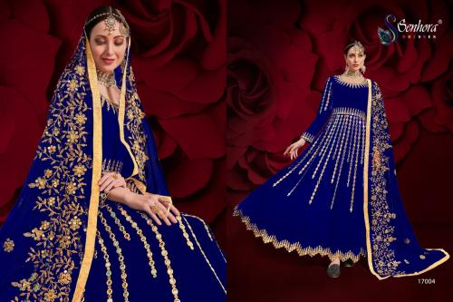 Senhora Dresses Agha Noor 17004 Colors