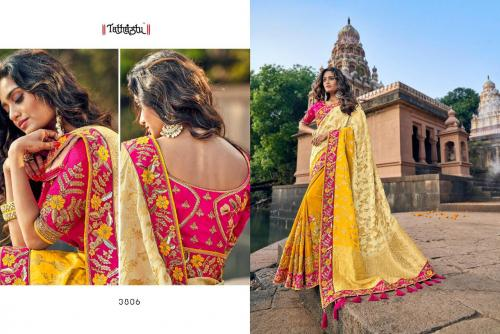 Tathastu Saree 3806 Price - 3605