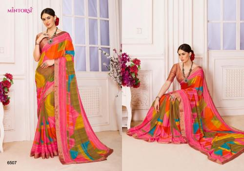 Mintorsi Designer Beauty Look 6507 Price - 925