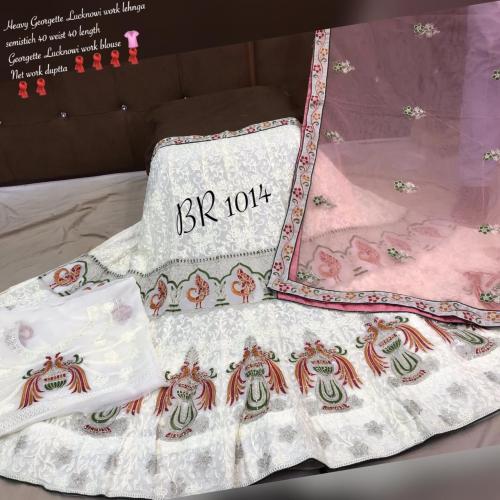 BR Lehenga Choli BR-1014-J Price - 2095
