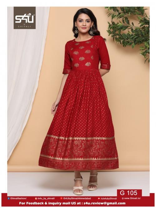 S4U Shivali Gold 105 Price - 629