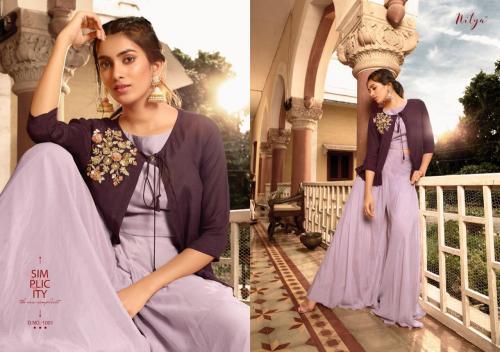 LT Fabrics Nitya NX 1001 Price - 1799