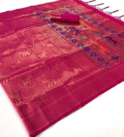 Rajtex Kamaakya Silk 149006 Price - 1615