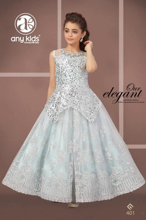 Any Kids Designer Gowns 401 Price - 1449