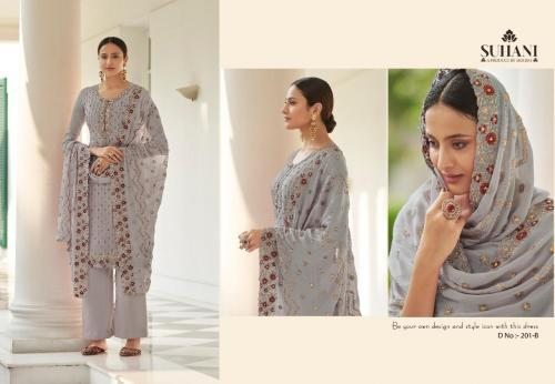 Mohini Fashion Suhani 102-B Price - 1945