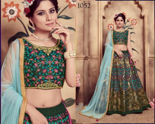 Khusboo Lehenga Girly 1052 Price - 3200