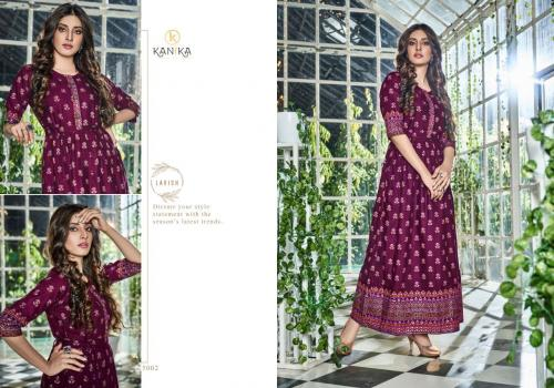 Kanika Fashion Aarohi 5002 Price - 595