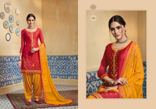 Kessi Fabric Patiala House 5224 Price - 899
