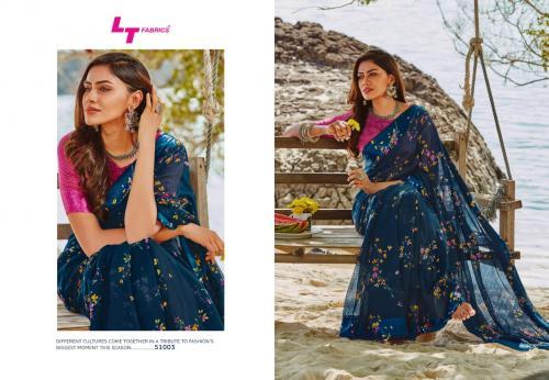 LT Fabrics Silk Route 51003 Price - 625
