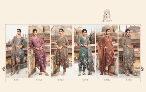Mohini Fashion Glamour 87001-87005 Price - 6570