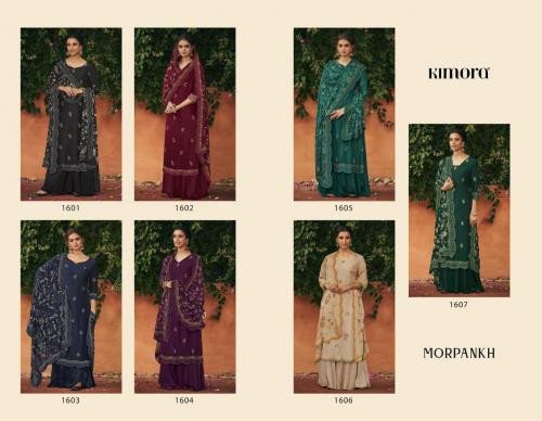 Kimora Fashion Morpankh 1601-1607 Price - 17465
