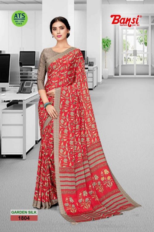 Bansi Fashion Garden Silk 1804 Price - 725