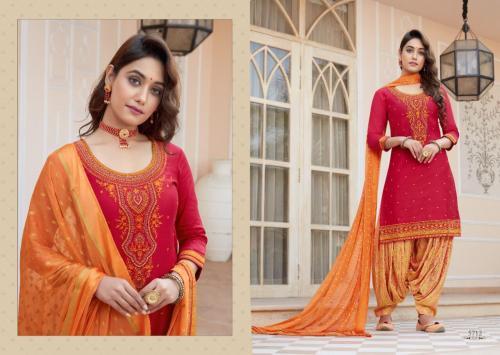 Kessi Fabrics Shangar by Patiala House 5712 Price - 999
