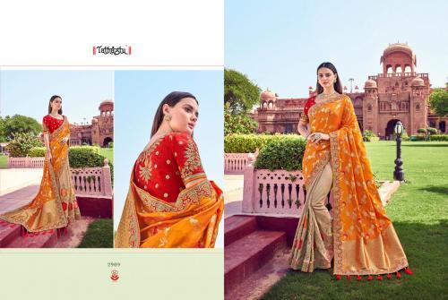 Tathastu Saree 2909 Price - 3725