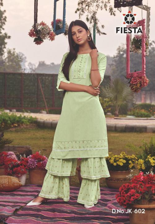Fiesta Fashion Minaar JK-602 Price - 949