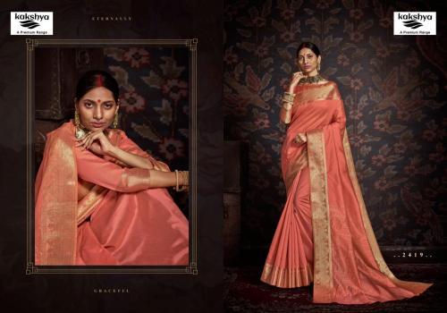 Kakshya Saree Riya 2419 Price - 1124