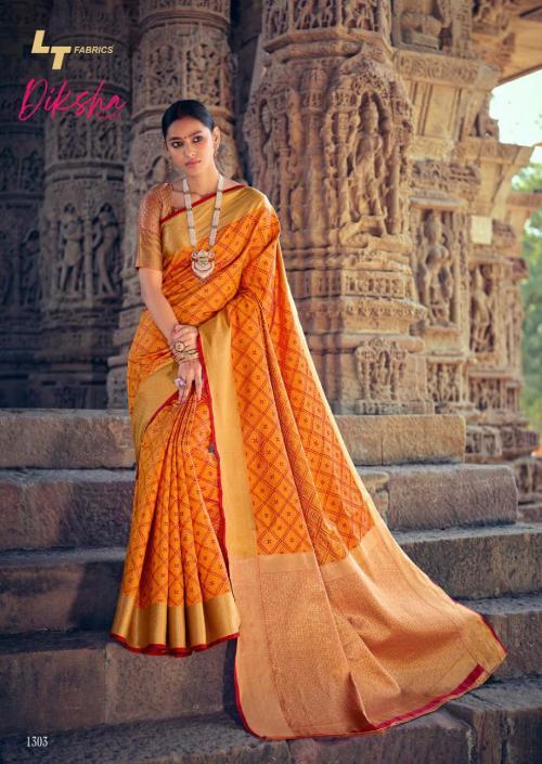 Lt Fabrics Diksha 1303 Price - 905