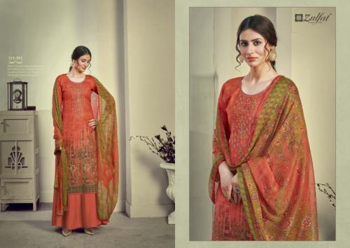 Zulfat Designer Aakruti 315-002 Price - 545