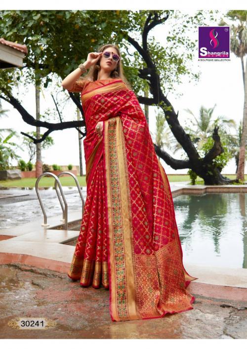 Shangrila Saree Raagsutra Silk 30241 Price - 1170