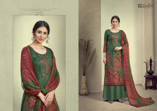 Zulfat Designer Aakruti 315-009 Price - 545