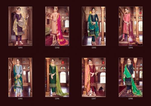 Kessi Fabrics Shubharambh 5391-5398