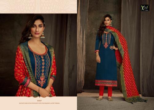 Kessi Fabrics Ashopalav 5407 Price - 999